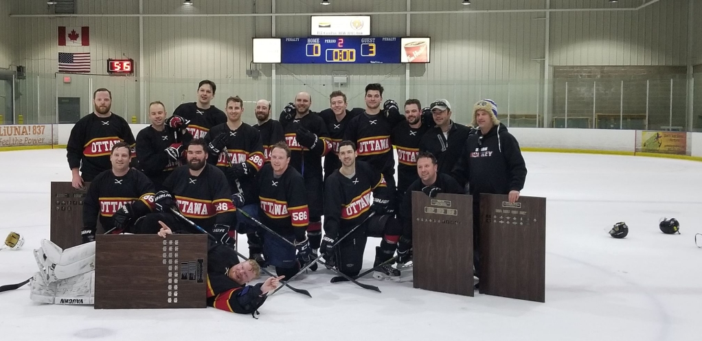 Local 586 Takes The Win At The 2019 Opc Ibew Hockey Tournament